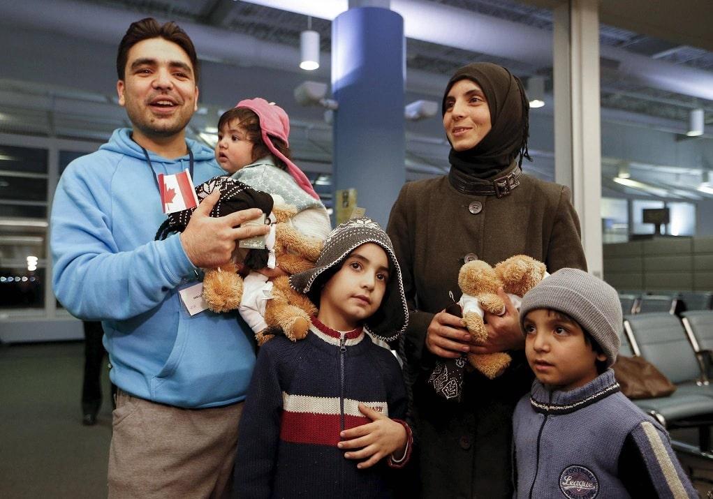 25 ألف سورى فى 100 يوم يسلطون الضوء على أفضل ما في الهجرة الكندية