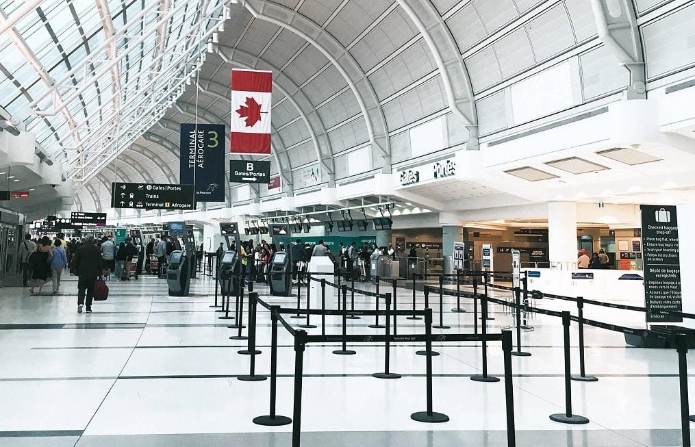 أونتاريو تطلق برنامج اختبار جديد فى مطار تورونتو بيرسون الدولى