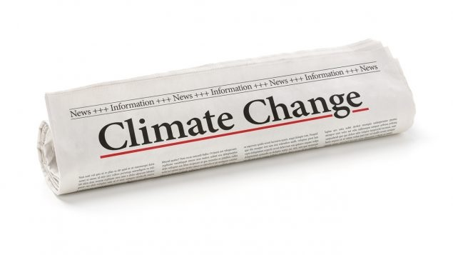 إدانة الجهود المبذولة لتشويه سمعة صحفيين المناخ