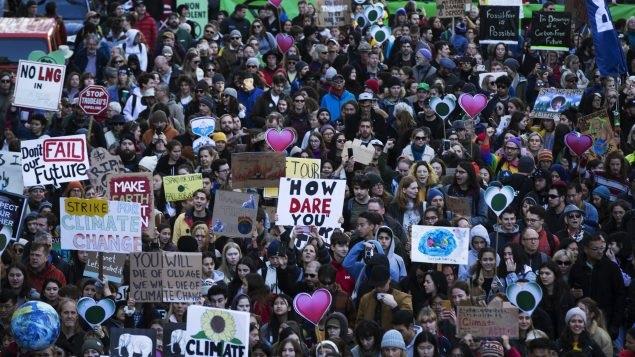 إستطلاع الأمم المتحدة للمناخ من المحتمل أن تكون رصاصة فى ذراع النشطاء الكنديين