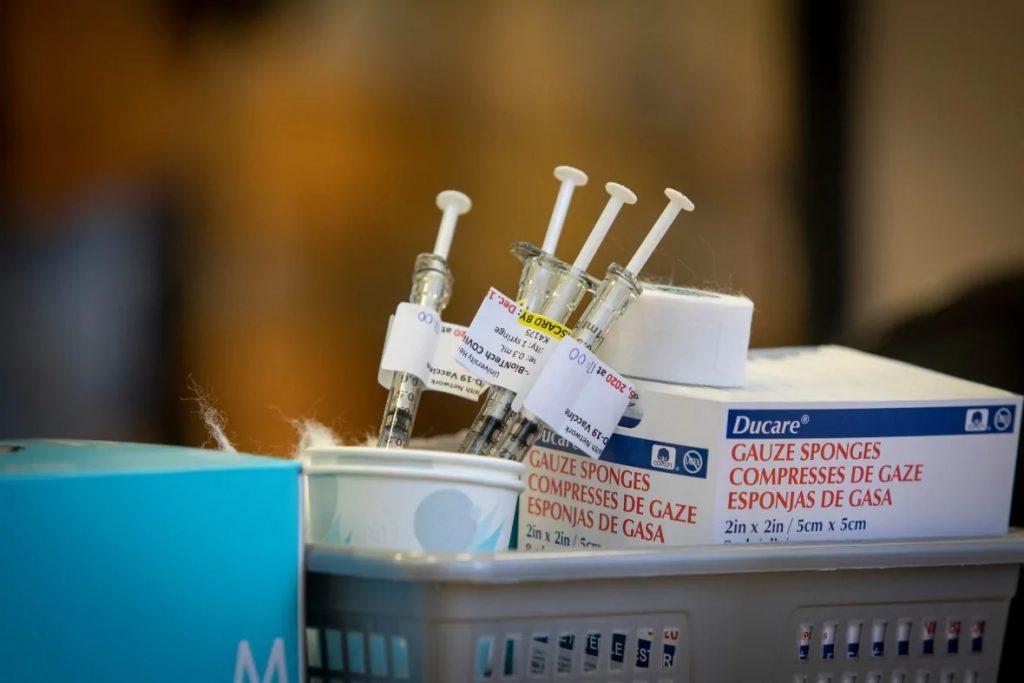 الحكومة الفيدرالية تؤمن 20 مليون جرعة أخرى من لقاح كوفيد-19 من شركة فايزر