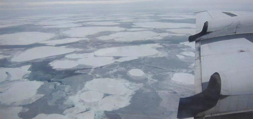 تختفى آخر منطقة جليدية فى القطب الشمالى أسرع مما كان يعتقد