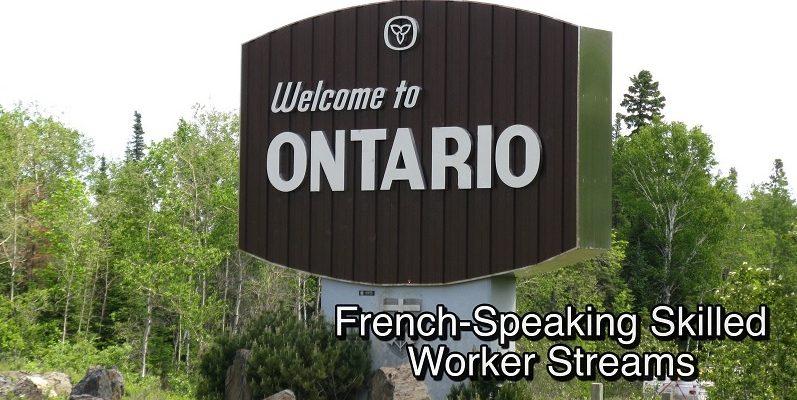 تصدر أونتاريو دعوات جديدة للعمال المهرة الناطقين بالفرنسية والحرفيين المهرة