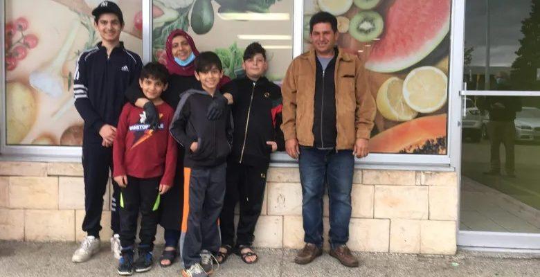 حادث يجعل عائلة سورية تكافح فى كندا من أجل التمسك بأعمالها و أحلامها