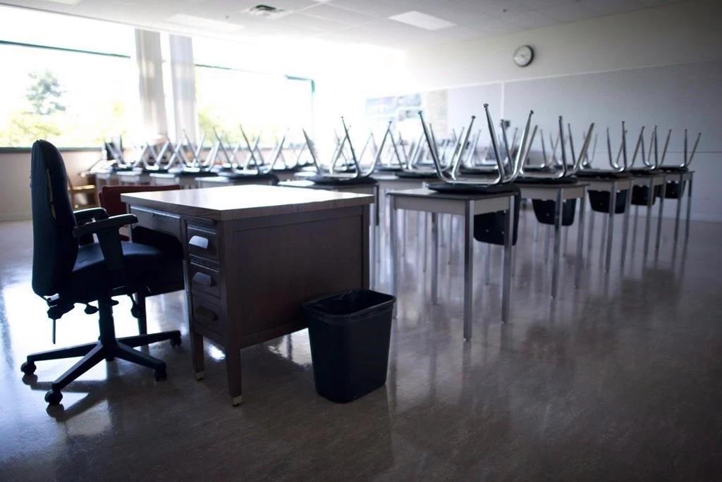 سيتم إعادة فتح المدارس فى أوتاوا وبعض الأجزاء الأخرى من أونتاريو الأسبوع المقبل