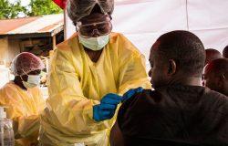 لقاحات الإيبولا مخزنة فى حالة تفشى المرض