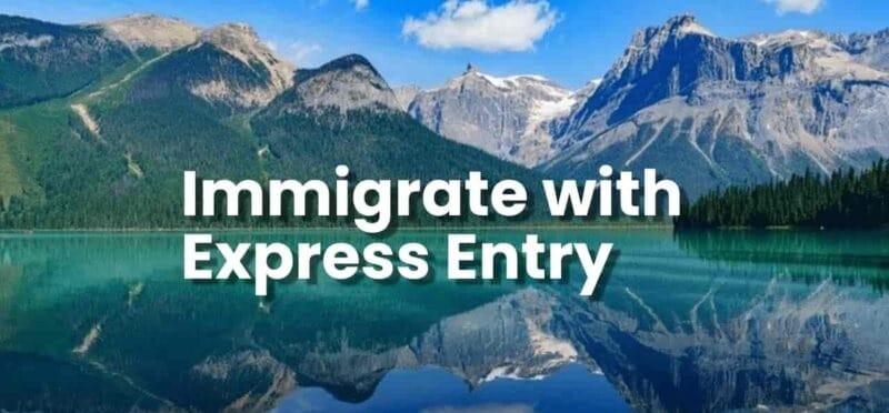 هل يجب أن أدخل تجمع Express Entry إذا كان لدى CRS منخفض ؟