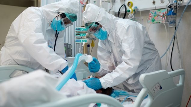 يريد أطباء الطوارئ لقاحات للعاملين فى الخطوط الأمامية