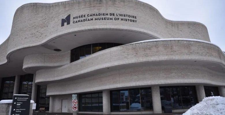 ينتقل تقرير مكان العمل بالمتحف الكندى للتاريخ إلى مكتب وزير التراث
