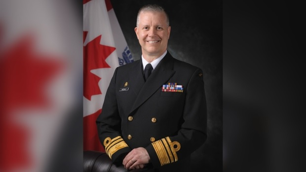 Art McDonald (admiral)