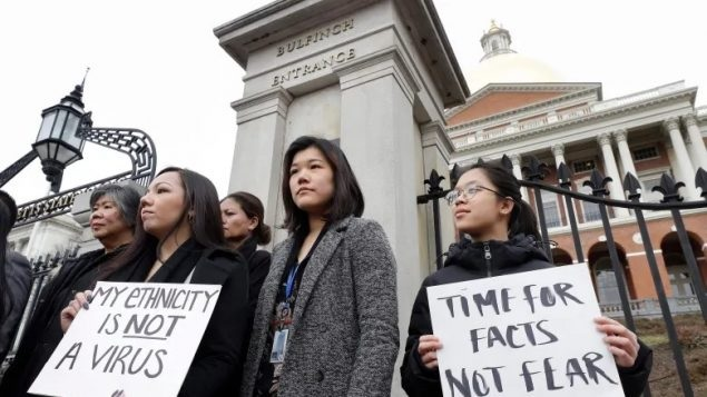 ارتفاع جرائم الكراهية ضد الآسيويين فى فانكوفر