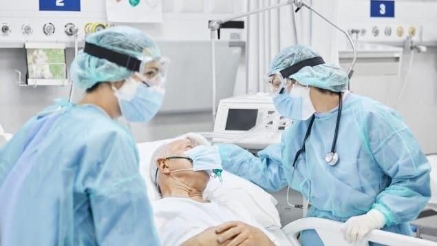 الأطباء والممرضات والمستشفيات في أونتاريو قلقون من تخفيف القيود