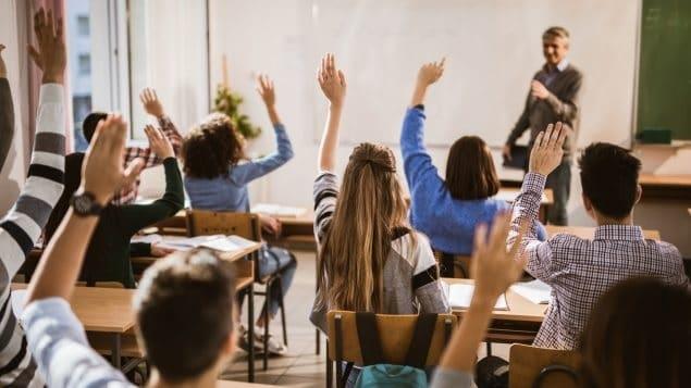 العديد من العوامل التي تحفز الأطفال في المدرسة  إستطلاع كندى