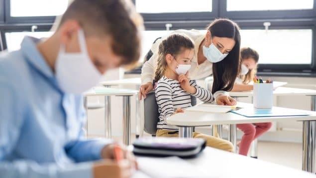 العديد من العوامل التي تحفز الأطفال في المدرسة | إستطلاع كندى