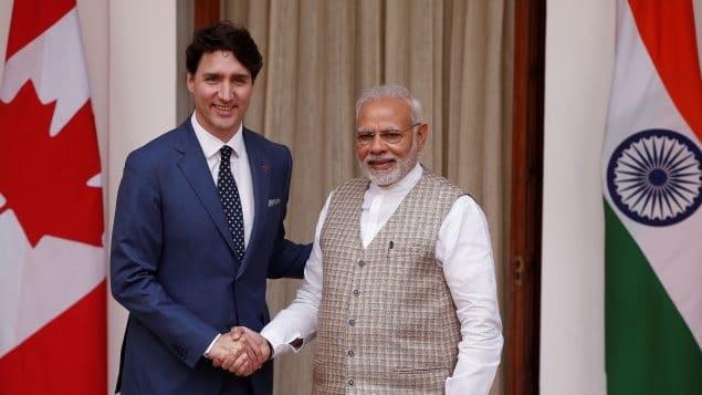 الهند ستبذل قصارى جهدها لمساعدة كندا في اللقاحات