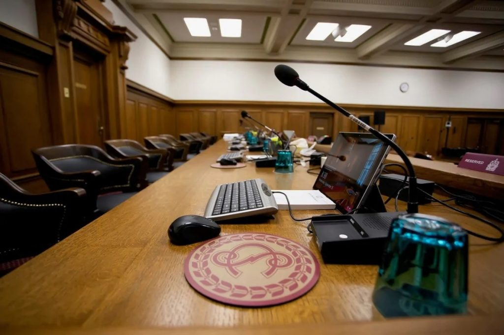 الوباء ساعد في تحديث المحاكم الكندية