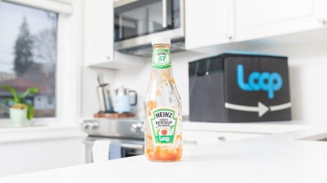 تتعاون شركة Kraft Heinz Canada مع خدمة توصيل الطعام لتقديم خيار قابل لإعادة الاستخدام