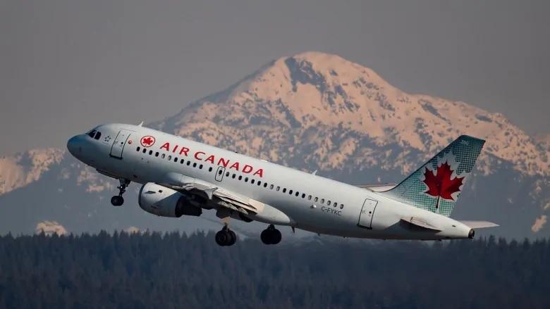 تظهر الأرقام الجديدة لشركة طيران كندا أن الربع الأخير من عام 2020 كان أسوأ من المتوقع