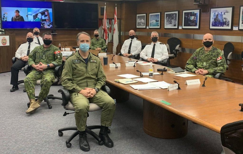 تنحى رئيس أركان الدفاع الكندى عن منصبه فى مواجهة مزاعم سوء السلوك