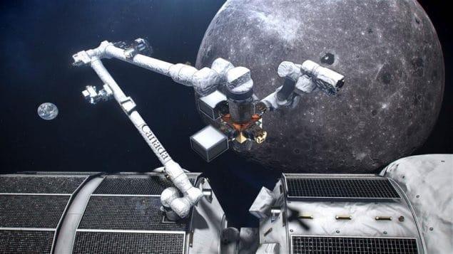 رسمياً كندا ستنضم إلى طاقم البعثة الأمريكية إلى القمر