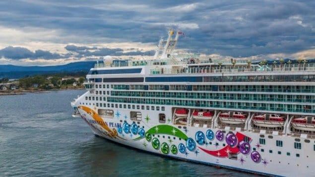 سفن الرحلات البحرية فى المياه الكندية محظورة حتى فبراير 2022
