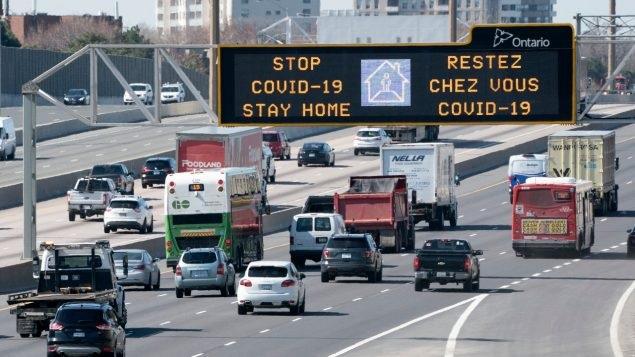 عمليات الإغلاق بسبب كورونا تؤدى إلى هواء أنظف فى المدن فى جميع أنحاء كندا