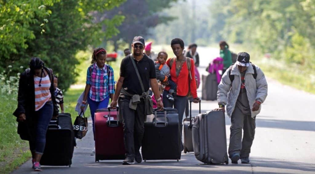 كندا تعود إلى المحكمة للدفاع عن اتفاقية الدولة الثالثة الآمنة