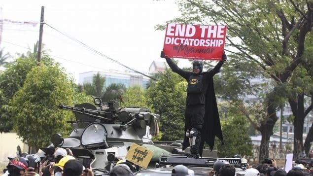 كندا تنضم إلى دعوة المجلس العسكري في ميانمار إلى الامتناع عن العنف