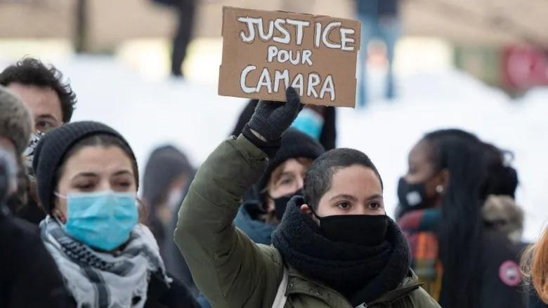 كيبيك تحقق في اعتقال واحتجاز مامادي الثالث فارا كامارا