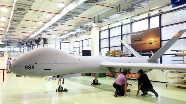 منظمة غير حكومية كندية تدعو أوتاوا إلى إلغاء شراء طائرة إسرائيلية بدون طيار