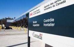 وجوب اختبار كورونا سلبى للمسافرين الذين يعبرون الحدود البرية بين كندا والولايات المتحدة