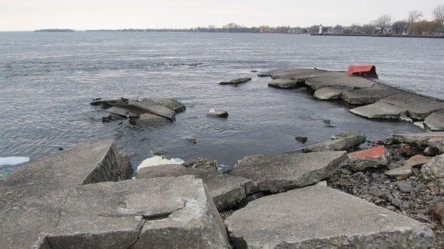 يجب حماية شواطئ منتزه مونتريال من الطقس القاسي