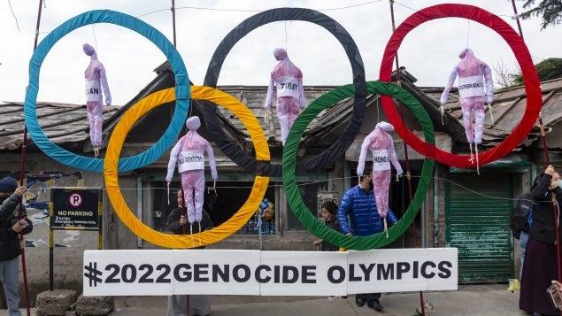 يقول زعيم المعارضة الكندى أوتول إنه يجب نقل دورة الألعاب الأولمبية 2022 من الصين