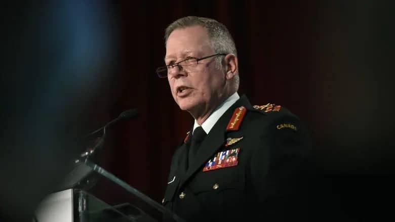 يواجه جندى كندا الأعلى السابق اتهامات بسلوك غير لائق