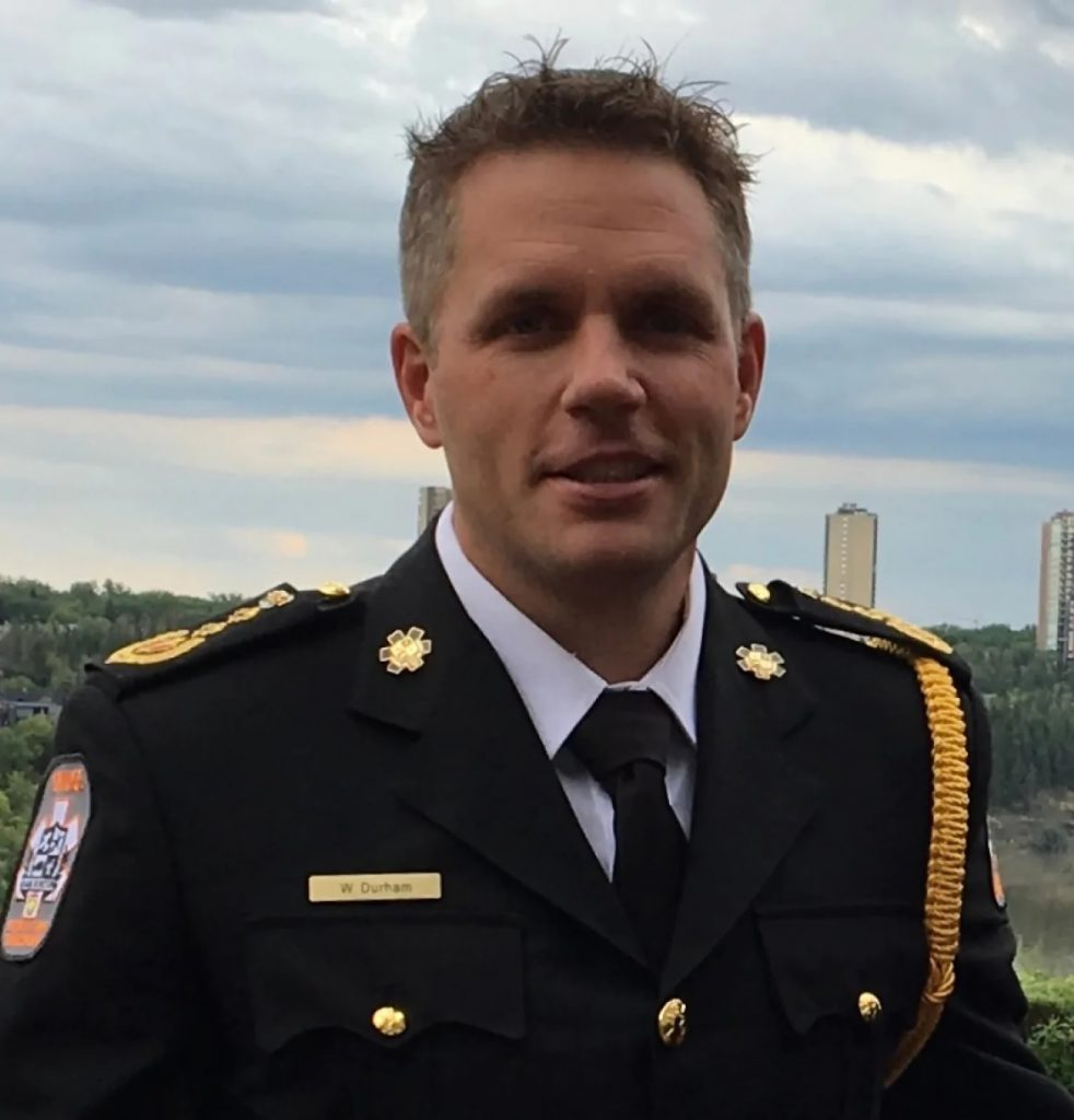 Wade Durham chief operating officer of medical operations for Ornge