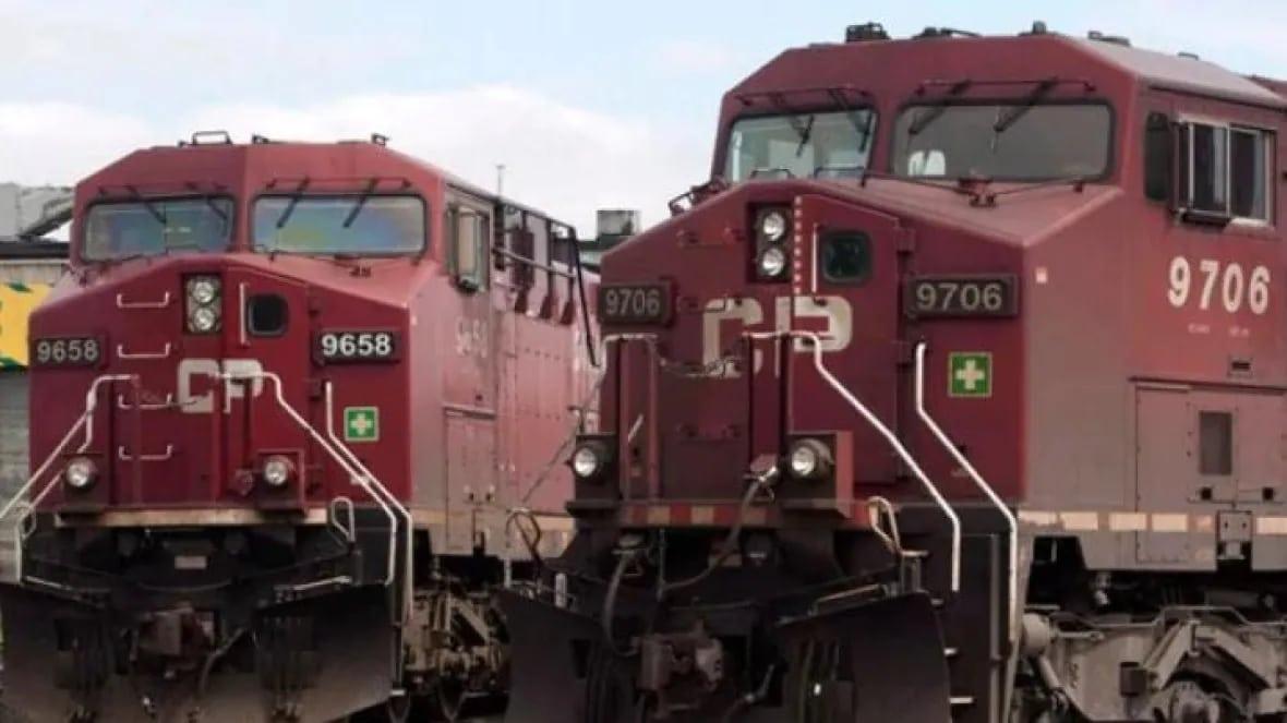 إندماج فى أكبر شركات السكك الحديدية فى أمريكا الشمالية