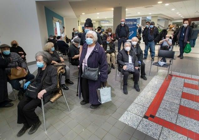 الهيئة الاستشارية توافق على لقاح أسترازينيكا لكبار السن