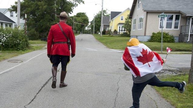 بلغ معدل النمو السكانى فى كندا أدنى مستوى له منذ الحرب العالمية الأولى