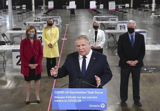 تبدأ صيدليات أونتاريو في تقديم اللقاح كجزء من البرنامج التجريبى