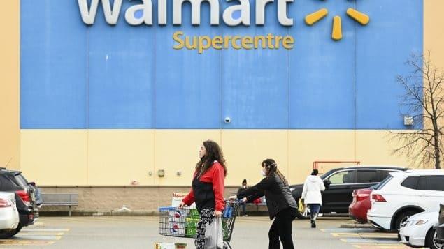 تضع وول مارت خطط تجديد واسعة للمواقع في جميع أنحاء كندا