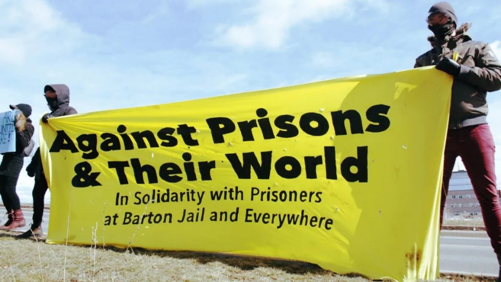 زيادة الإضراب عن الطعام فى سجن هاميلتون