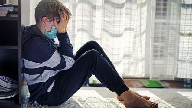 عانت الصحة العقلية للشباب الكندى فى وقت مبكر من الجائحة