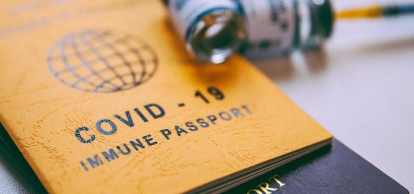 قد تصبح جوازات سفر اللقاحات حقيقة واقعة حيث تلتزم دول مجموعة السبع بالتعاون