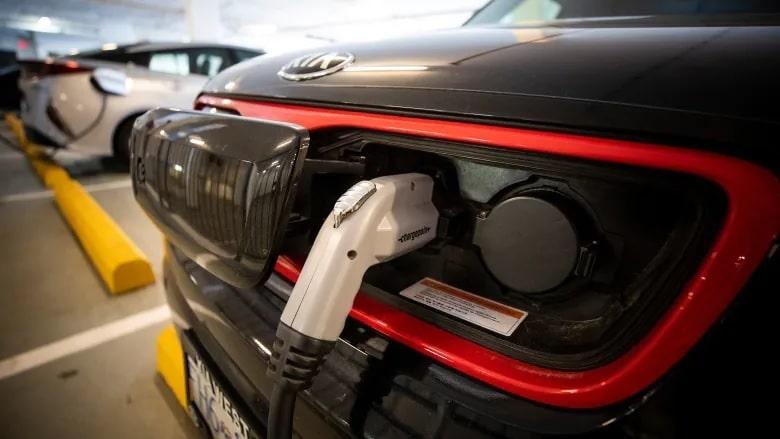 كولومبيا البريطانية  شراء سيارات كهربائية بأرقام قياسية فى عام 2020