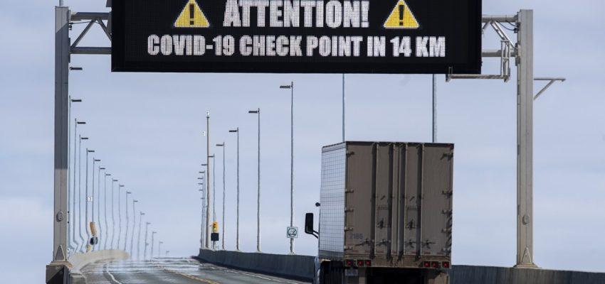 الكنديون ليسوا فى عجلة من أمرهم لإعادة فتح الحدود
