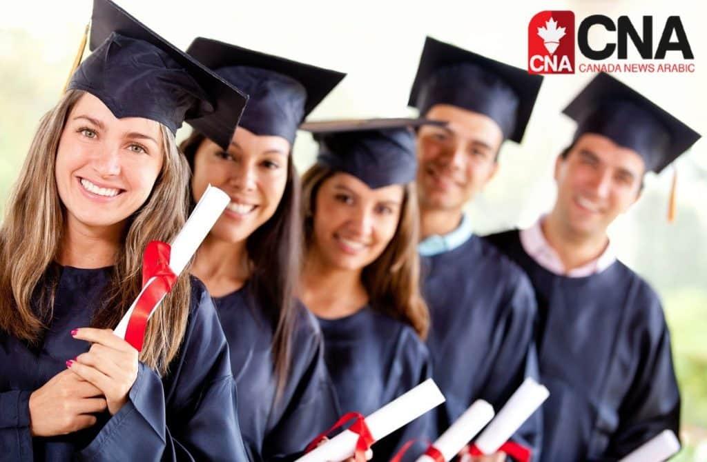 أصبح المزيد من الطلاب الدوليين مهاجرين كنديين