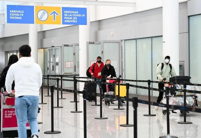 قد تفتح حدود كندا أمام جميع السياح الذين تم تطعيمهم بالكامل فى سبتمبر