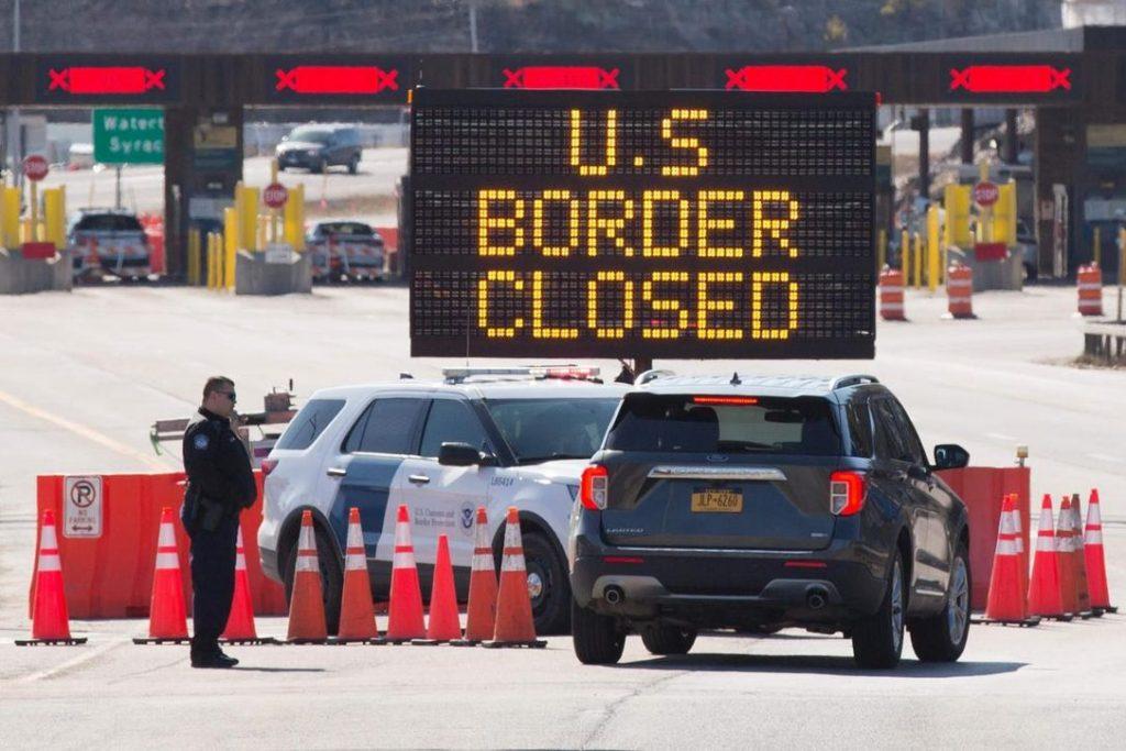 متى ستعيد كندا فتح الحدود ؟